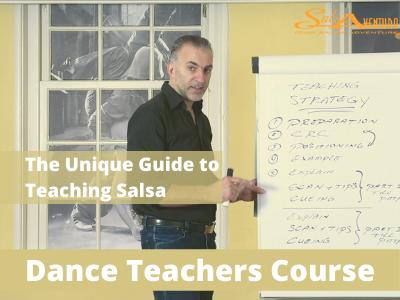 Salsaventura Teachers Training