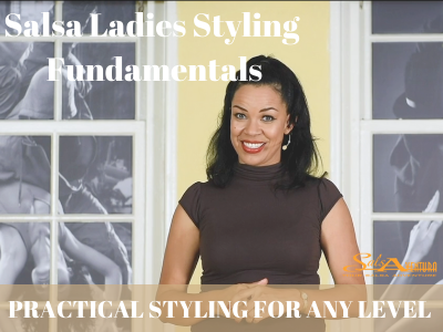 Salsa Ladies Stying Fundamentals