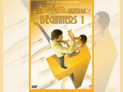 DVD - Salsa Beginners 1