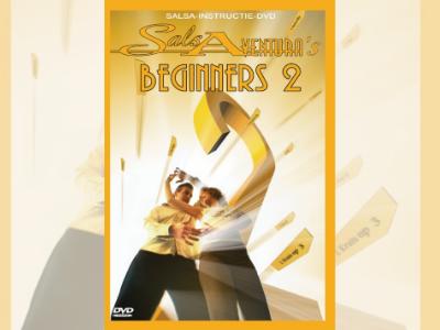 DVD - Salsa Beginners 2