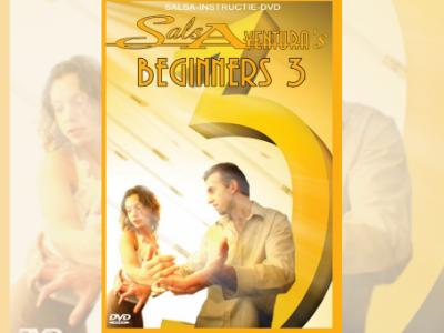 DVD - Salsa Beginners 3