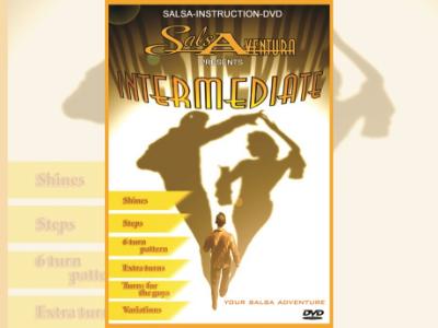 DVD - Salsa Intermediate 1