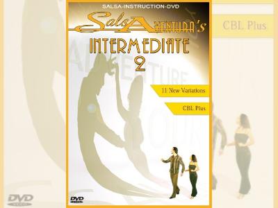 DVD - Salsa Intermediate 2
