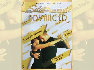 DVD - Salsa Advanced