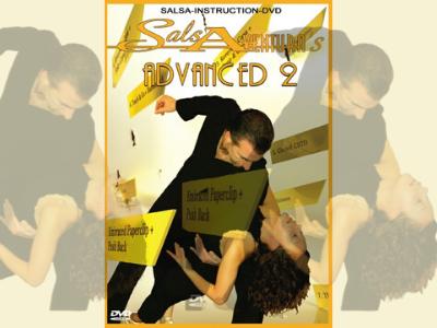 DVD - Salsa Advanced 2