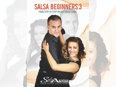 Salsa Beginners 3 - * New *
