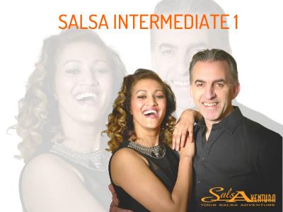 Salsa Intermediate 1 - * New *
