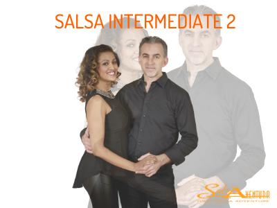 Salsa Intermediate 2 - * New *
