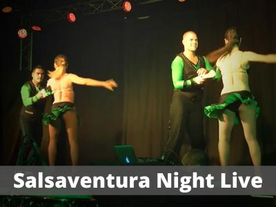 Salsaventura Night Live
